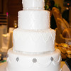 Wedding Cake from Francesco's Bakery