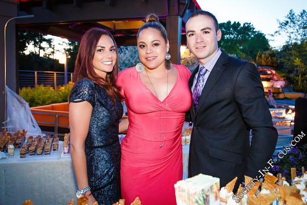 Melissa, Erica, Seth (Seasons 52)
