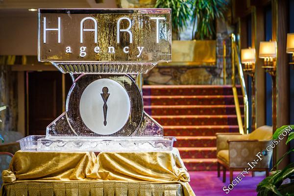 Hart Agency sculpture
