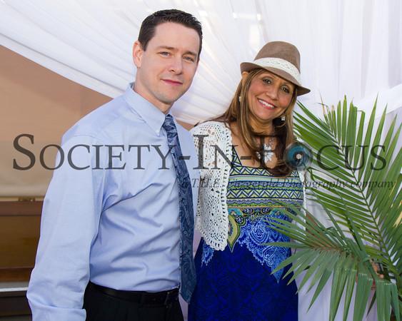 Michael Petrone, Elizabeth Fonseca