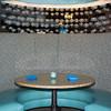 Booth at Jellyfish Restaurant