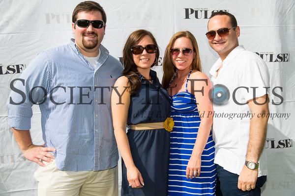 Stephen Daige, Vanessa Cabrera, Kristen Racanelli, Antonio Racanelli