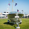 Display boat offered by Dave Bofill