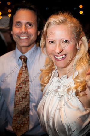 Dr. Sanjay Sikand, Karen Thomas (Thomas PR)