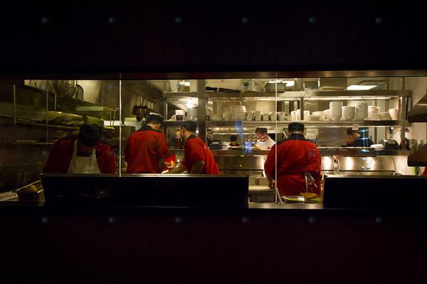 Monsoon Kitchen Window