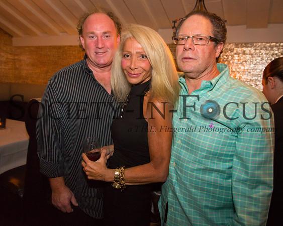 Ernest Fox, Helene Greenberg, Lance Wallach