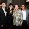 Arthur Viana, Asia Lee, Steve Carl, Eric George