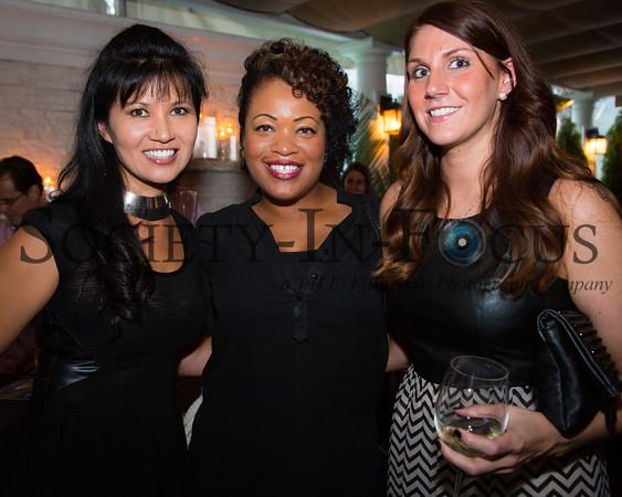 Asia Lee, Navia Watson, Alyssa Schwarz