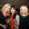 Susie Onorato, Elaine Cohen, Barbara Manes
