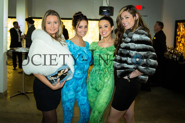 Yuliya Wiker, Siobhan Conroy, Kimberly Birch, Dana Vanpamelen