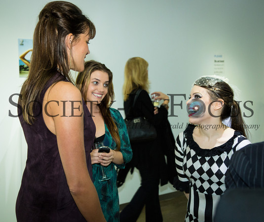 Nada Marjanovich, Christine Herbst, Natasha King