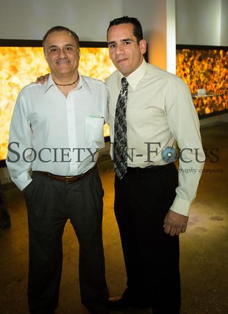 Brian Zarb, Joe Nunez