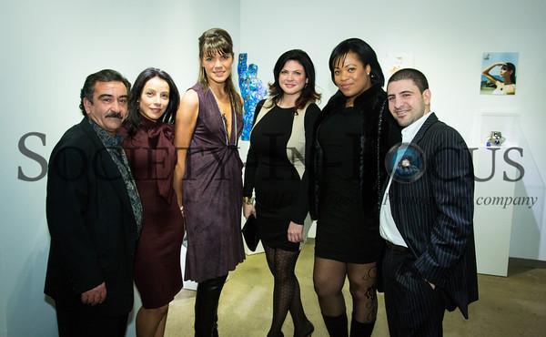Thomaso Marasco, Silvana Foresta, Nada Marjanovich, Nicole McConnach, Navia Watson, Frank Marasco
