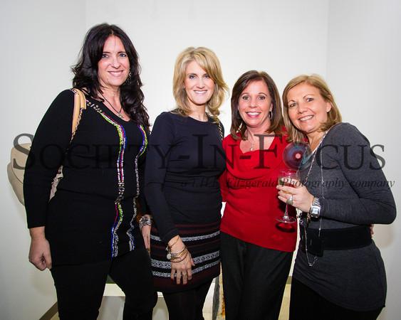 Heli Howe, Amanda Gibson, Kim Bruno, Lisa Gahn
