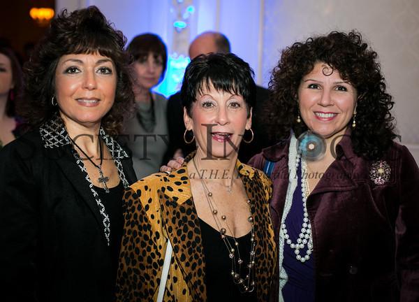 Linda Cannati, Claire Sesta, Fran Gatto