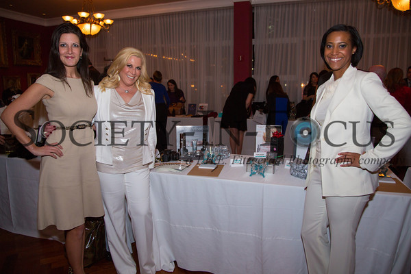 Amy Corliss, Cindy Musser, Sybil Tomlin (Spatique Medical Spa)