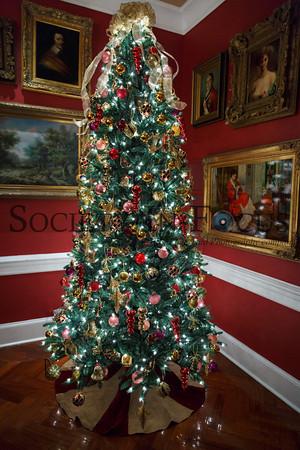 Christmas Tree at The Carltun