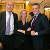 Ron Stoll, Isabelle Kenealy, Rudy Chavez (Baume et Mercier)