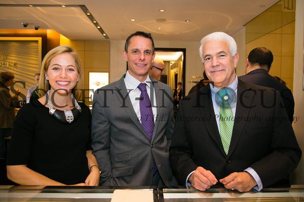 Sarah Elizabeth Brown, Eddie Esposito, Steve Jager