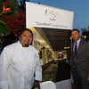Chef Carlos and Jose Reyes from Besito Restaurant