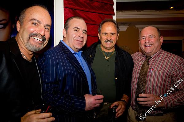 Howie Shroot, Tony Piscopio, Mike Bonavia, Steve Steinbaum