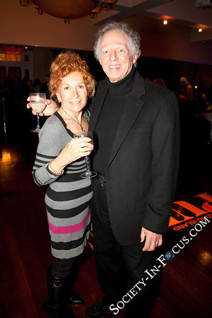 Linda Louis, David Vanson
