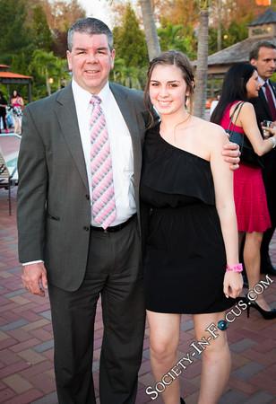 Ed Farrell, Sarah Farrell
