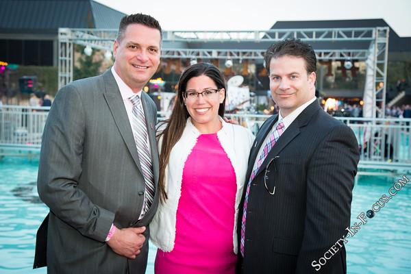 Ken Kroncke, Nicole Brewer, Steven McKenna (Dans Paper)