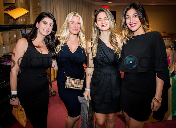 Jessica Ferrara, ??, Julia Marie, Kristina Wargo