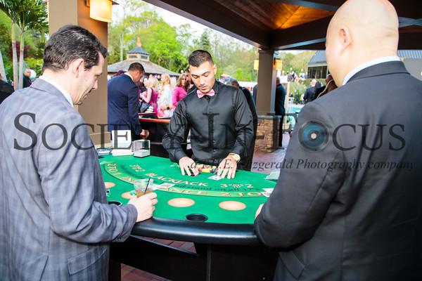 Casino Kings Blackjack Table