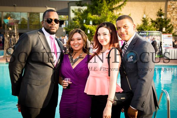 Lance Smith, Ilene Amador, Guest, Abraham Pena