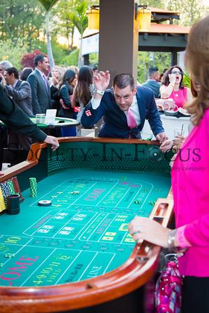 Casino Kings Craps Table