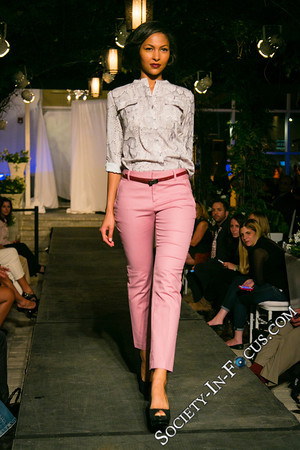 Runway Model at BNLI 2013