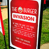 Amstel Light Burger Invasion