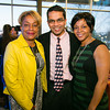 Cherie Alleyne, Raj Shah, Kathy Denis