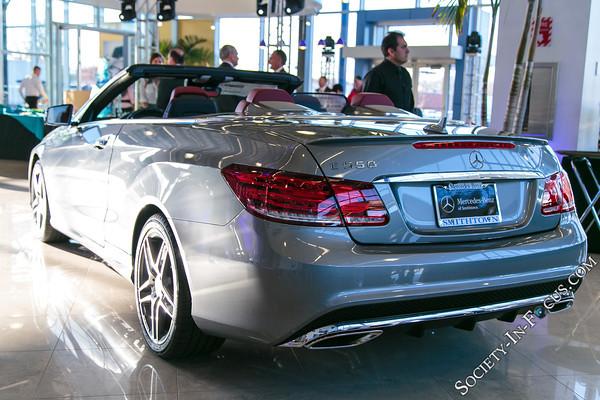 Mercedes E550