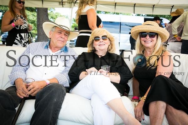 Mike, Georgienne Harris, Jacqueline Reed