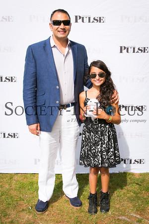 Pedram Hendizadeh and Mikayla