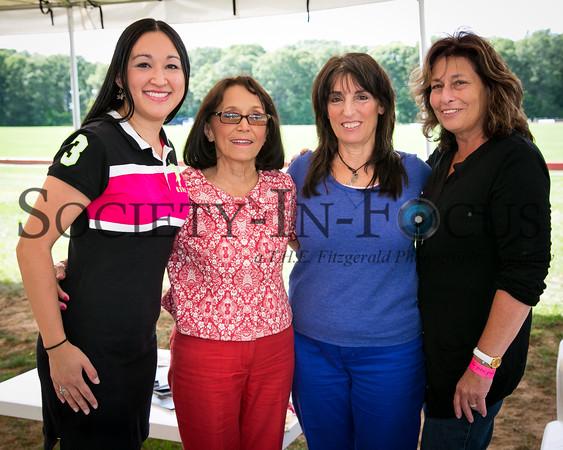Pam Deutchman, Monsi Spatafora, Denise Heyer, Sharon Protano
