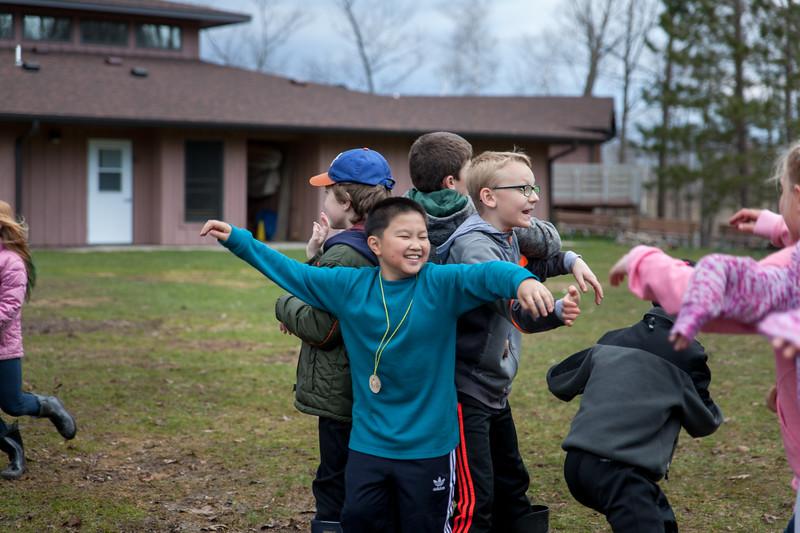 Sand Creek Elementary Long Lake Trip