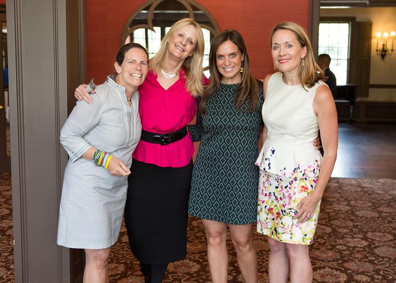 5D3_2791 Elaine Ubina, Susan Farewell, Sarah Thalen and Allison Kline