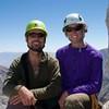 Summit of Bear Creek Spire, Sierra Nevada.