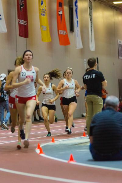 Duhawk Track Meet at NC 8308 Feb 8 2020