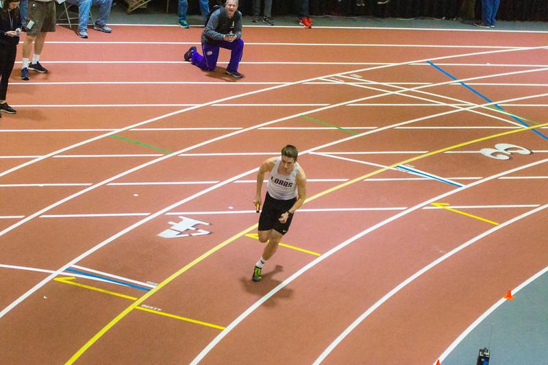 Duhawk Track Meet at NC 8522 Feb 8 2020