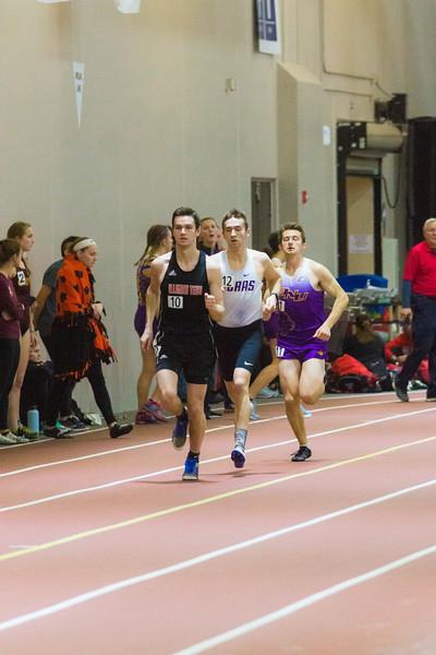 Duhawk Track Meet at NC 8458 Feb 8 2020