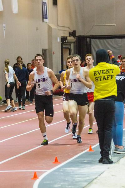 Duhawk Track Meet at NC 8425 Feb 8 2020