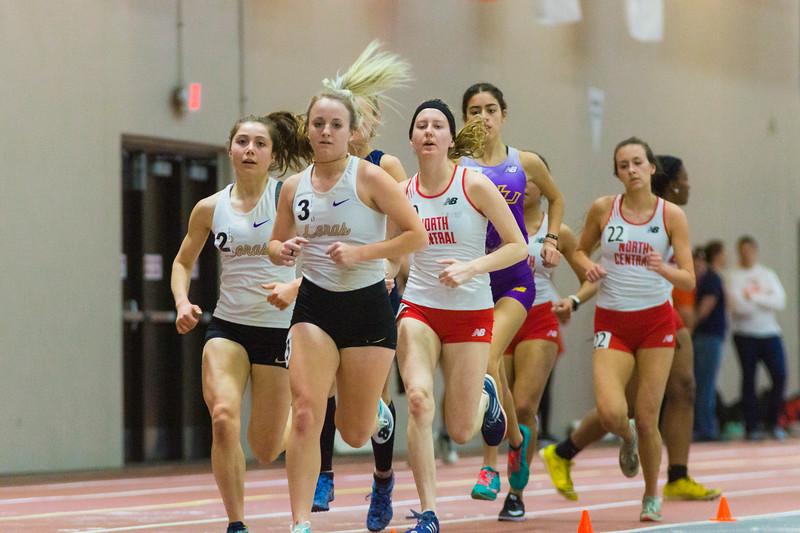 Duhawk Track Meet at NC 8338 Feb 8 2020