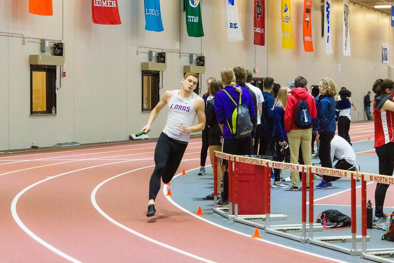 Duhawk Track Meet at NC 8566 Feb 8 2020