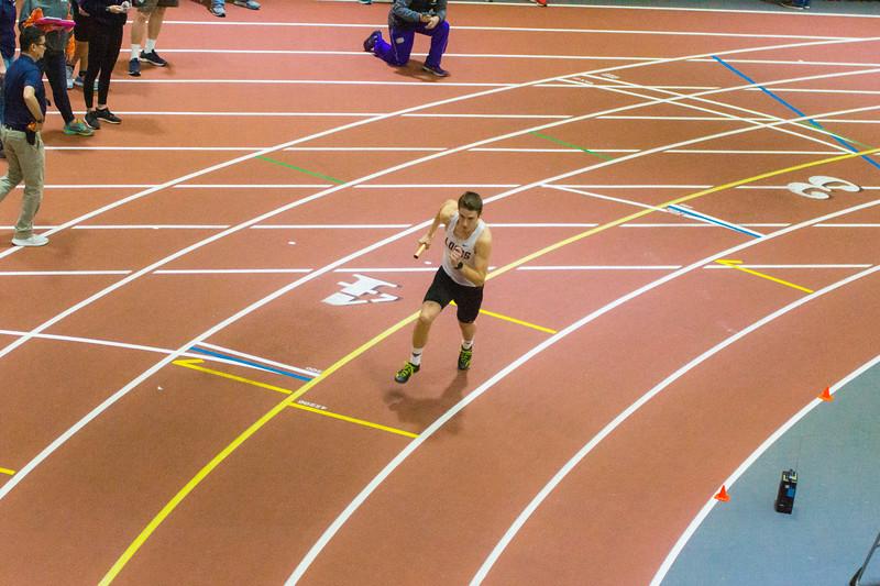 Duhawk Track Meet at NC 8523 Feb 8 2020