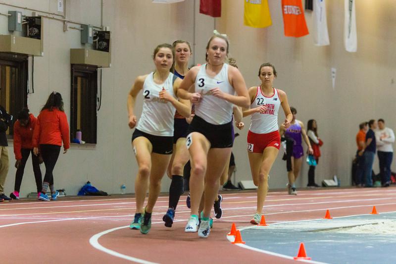 Duhawk Track Meet at NC 8339 Feb 8 2020